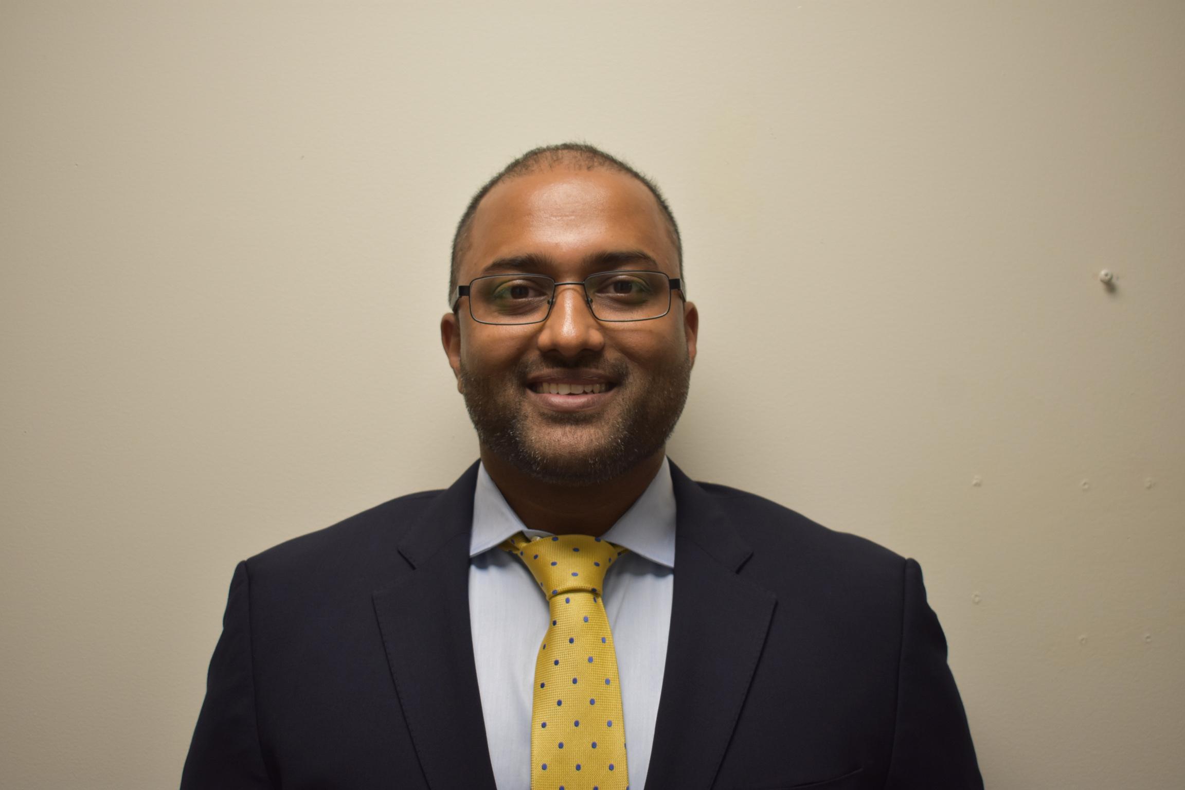 Dr. Abdussami Hadi, Physiatrist