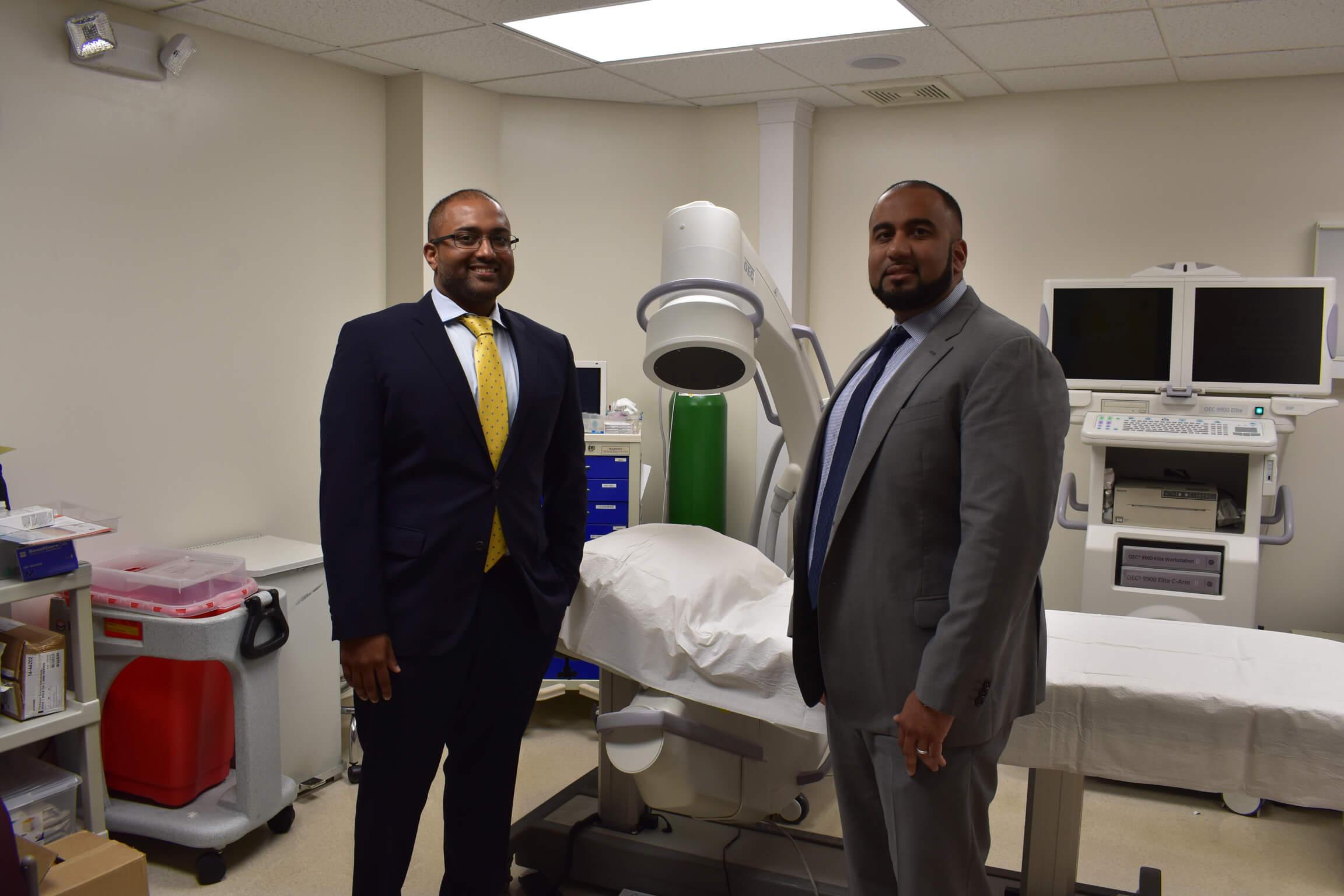 Dr. Abdussami Hadi and Dr. Mohammed Hadi of Hadi Medical Group in Brooklyn, NY