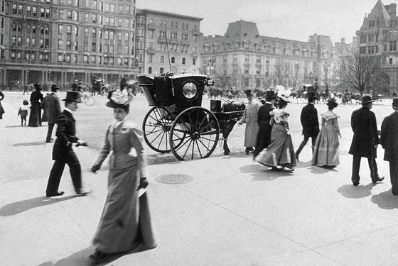 Fifth Avenue 1898, Brooklyn NY