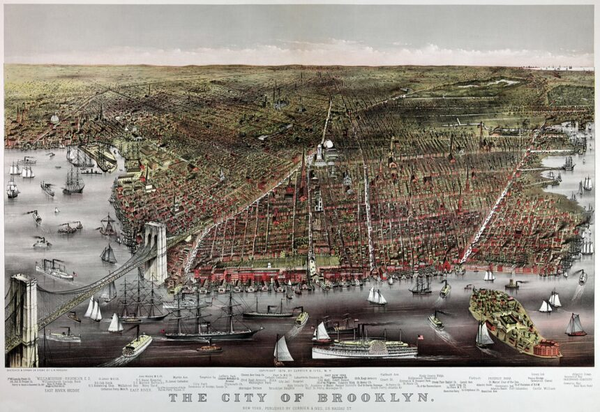 History Of Brooklyn, NY