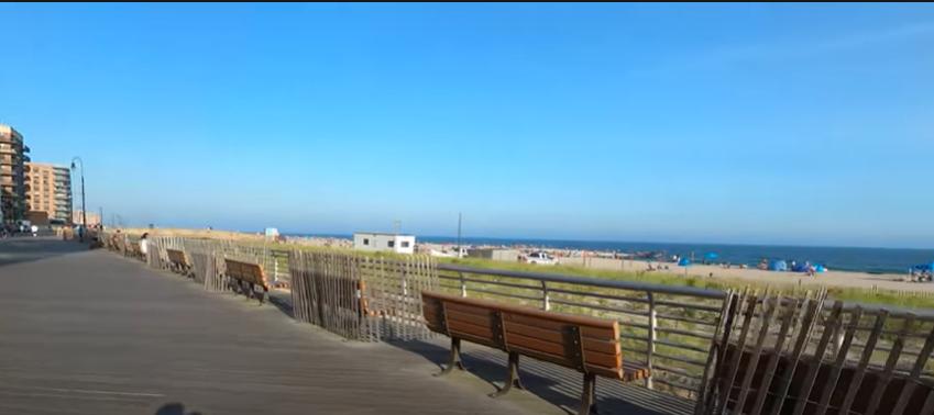 Long Beach NY Boardwalk